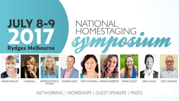Biggest home staging event in the southern hemisphere coming to Melbourne 8-9 July!