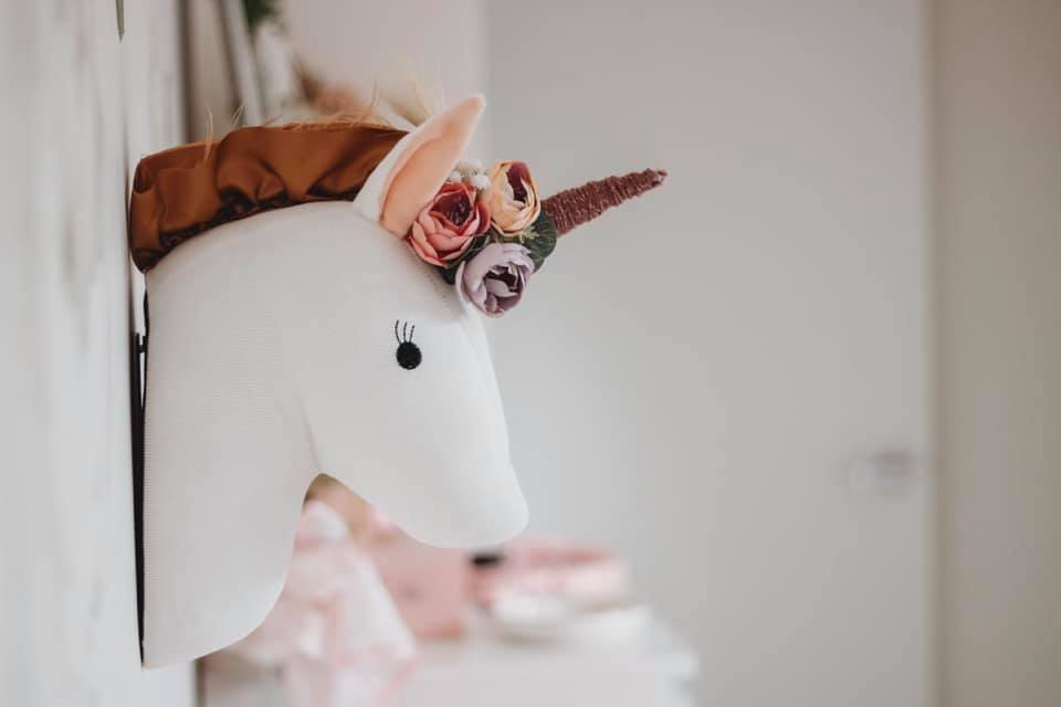 Kmart unicorn head hack