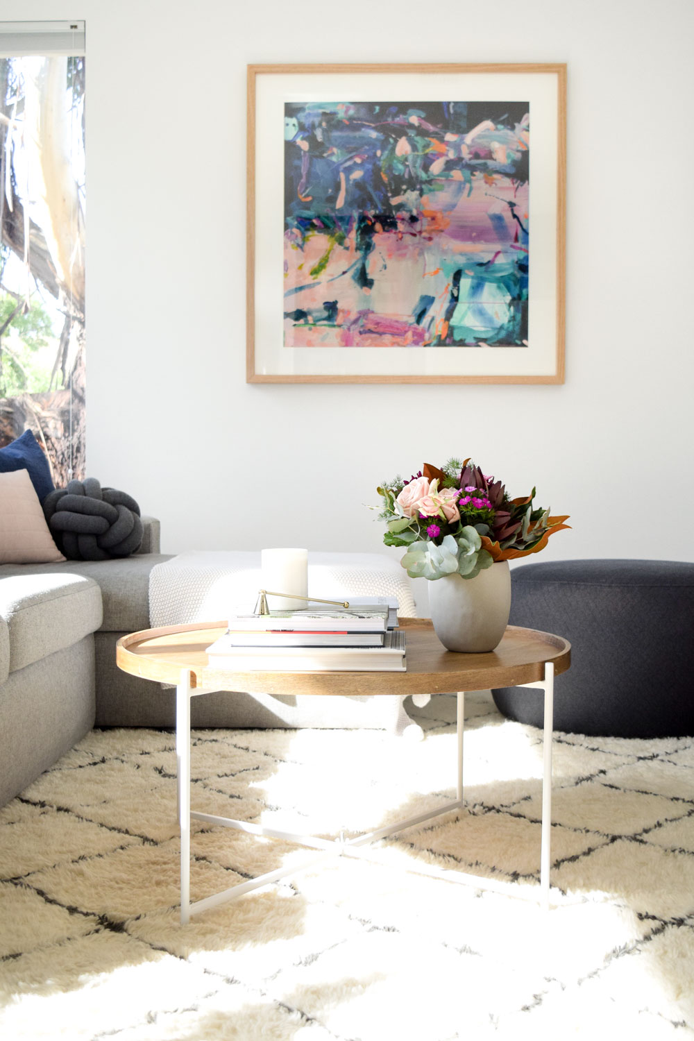 How to style your coffee table coffee table styling tips for Living room styling tips