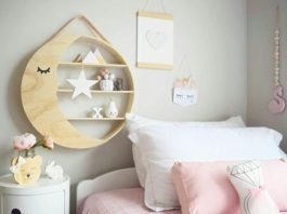 Kmart moon shelf