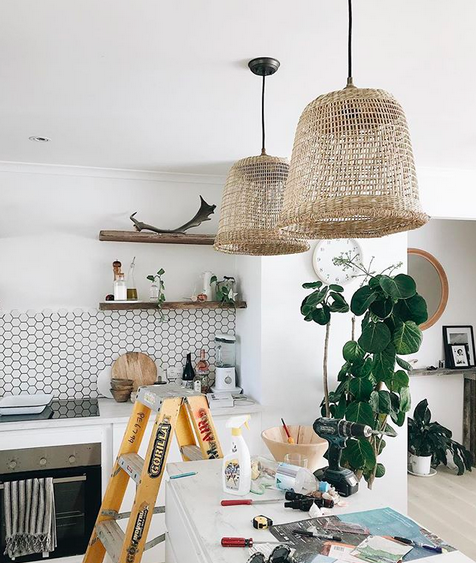 Pendant Light Kmart: 20 Of The Coolest Kmart Hacks EVER!