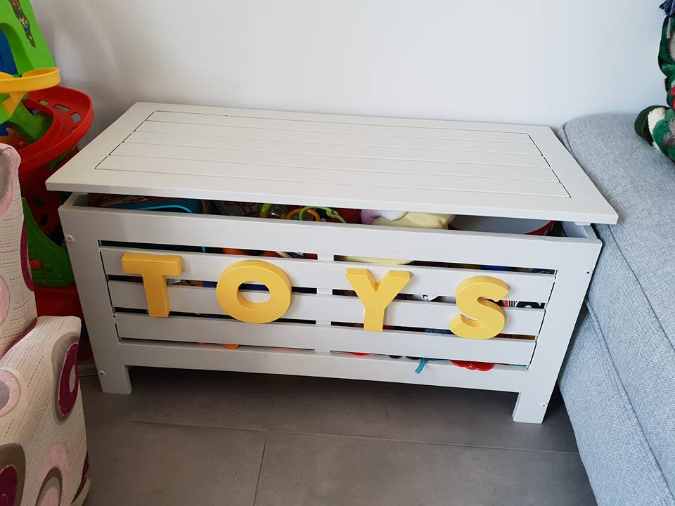 Toy box top 20 Kmart hacks