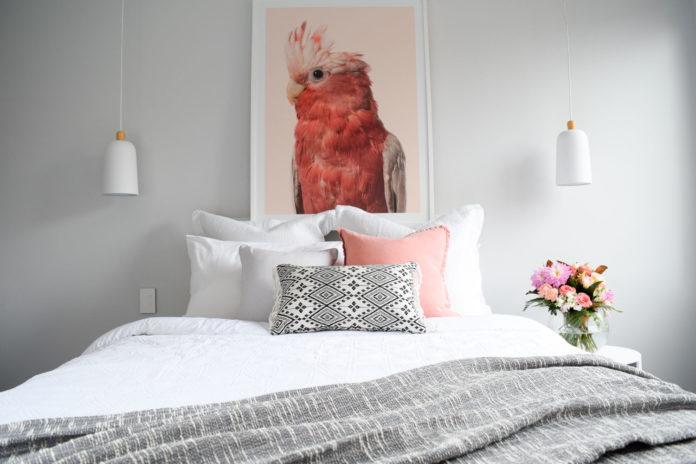 Sealy bedroom