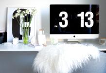 Office desk feature