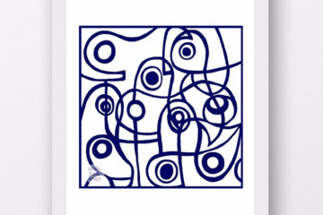 Modernist print