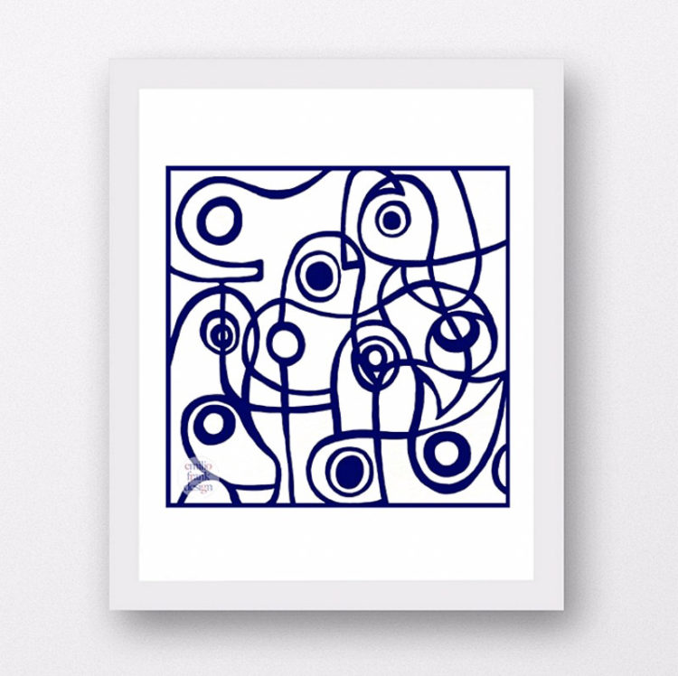 Emilio Frank Design, modernist art for the home