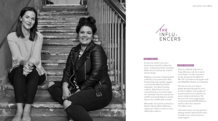 Her Canberra women to watch