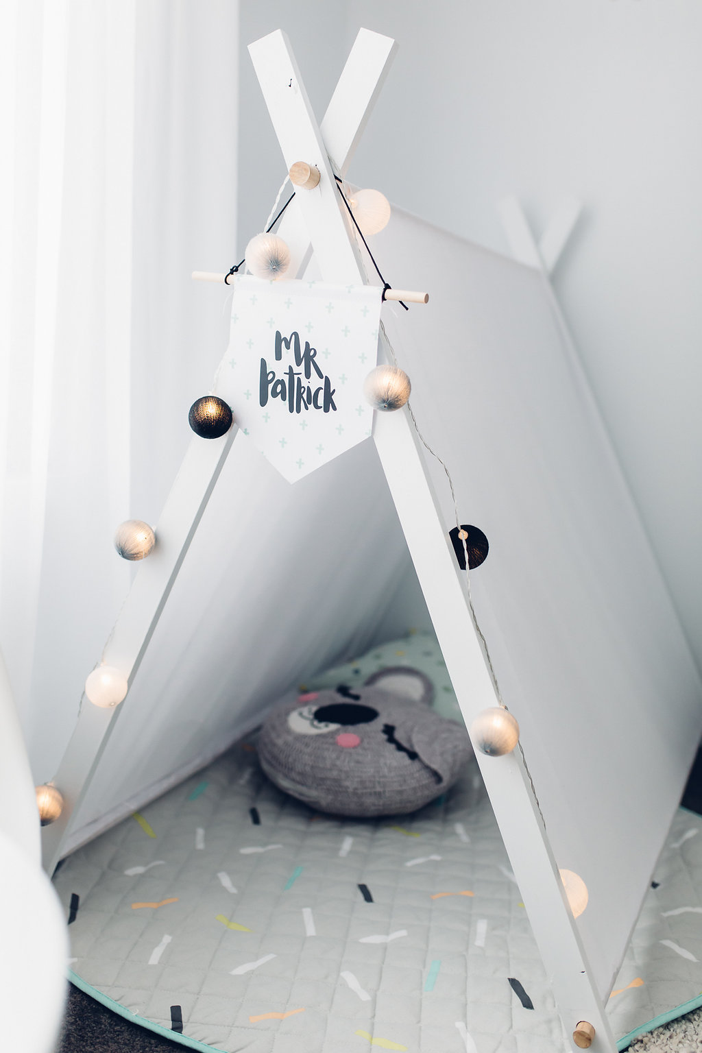 Patrick play tent