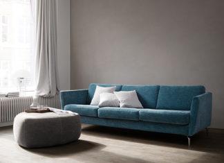 Scandinavian style sofa