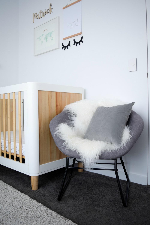 Seat in nursery