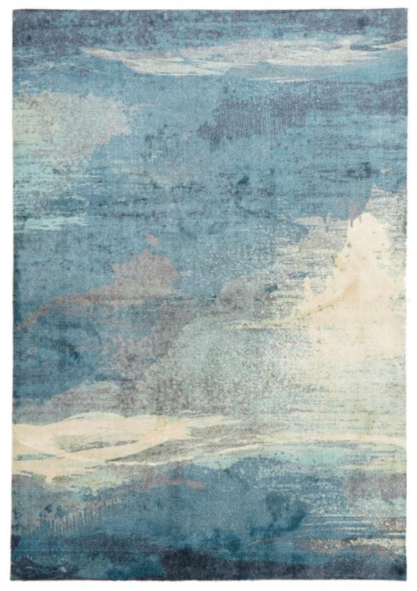 Watercolour rug