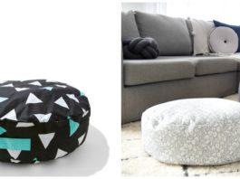 Kmart hack floor cushion