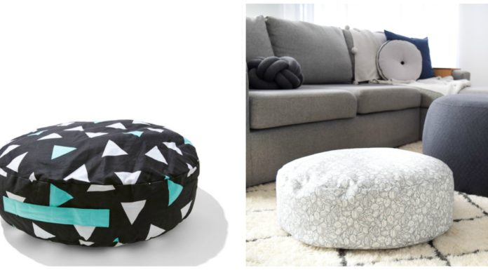 Kmart hack floor cushion