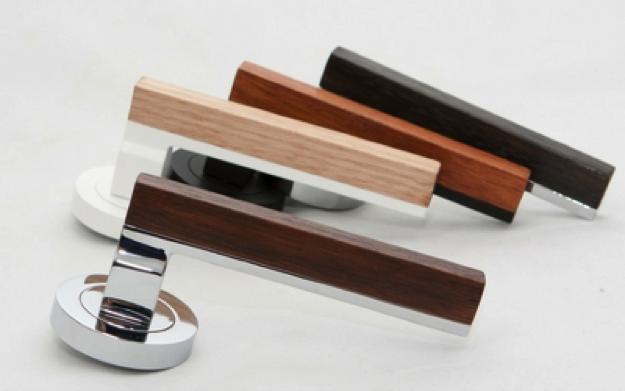 Monte chrome handles