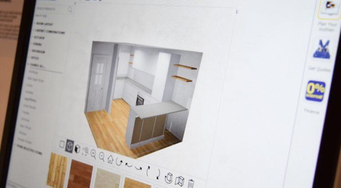 IKEA kitchen render