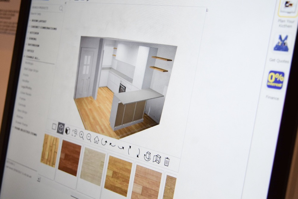 How We Designed Bonnie S New Kitchen With Ikea Style Curator
