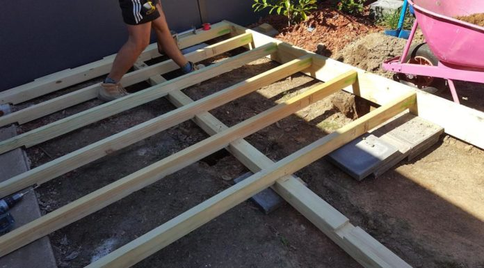 Building substructure