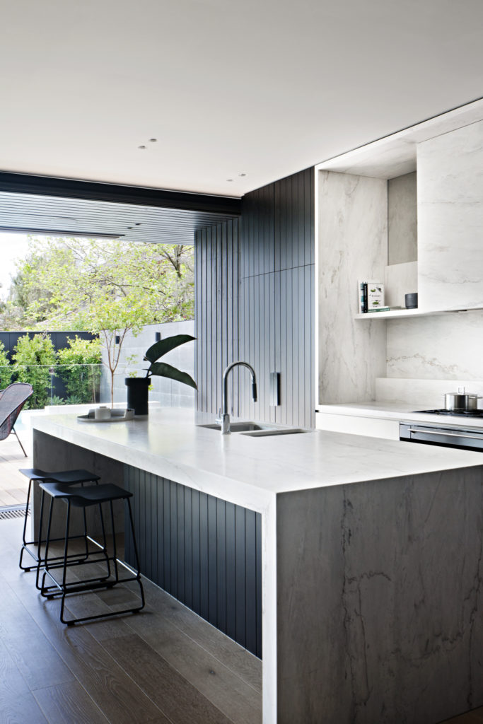 How To Create A Stunning Black And White Kitchen Or