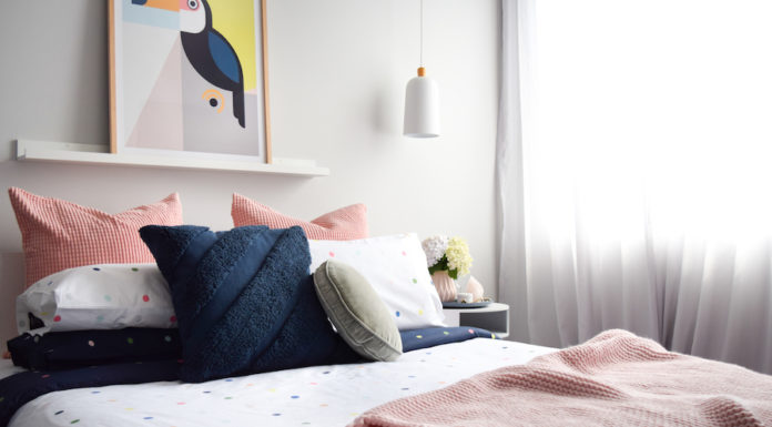 Bedroom Walkin Robes L Inspiration And Ideas L STYLE CURATOR - Bed Styling Ideas