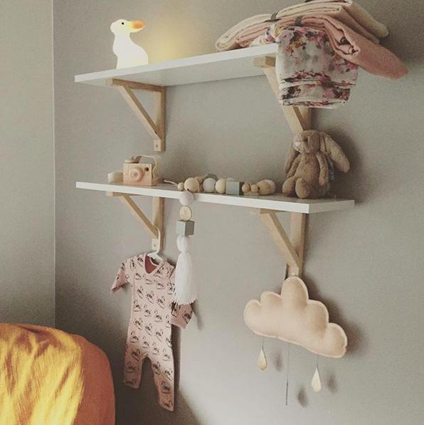 IKEA shelf stylish wall shelf
