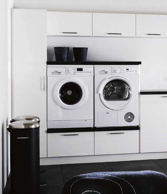 Top Loader Laundry Room Ideas Layout