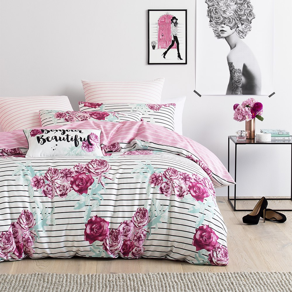 HART Home Decor Floral Bedding