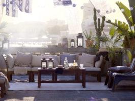 IKEA outdoor living
