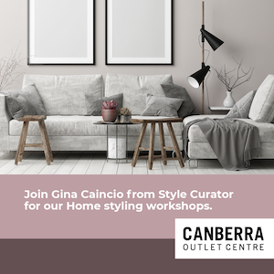 Canberra Outlet Centre workshops