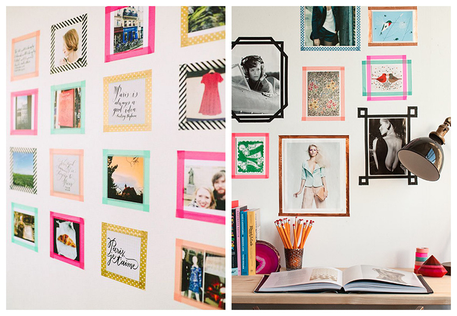 washi tape decorating hacks for rental