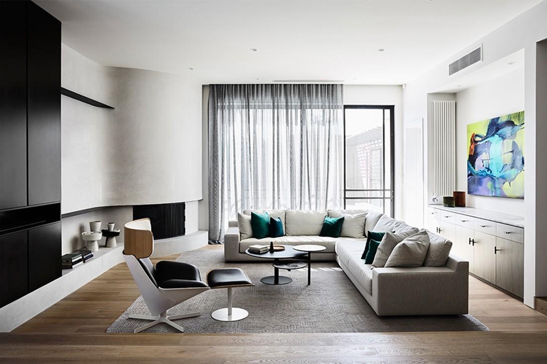 Living room by Mim Design