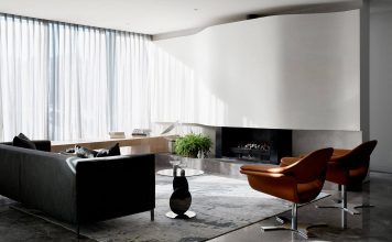 Mim Design fireplace