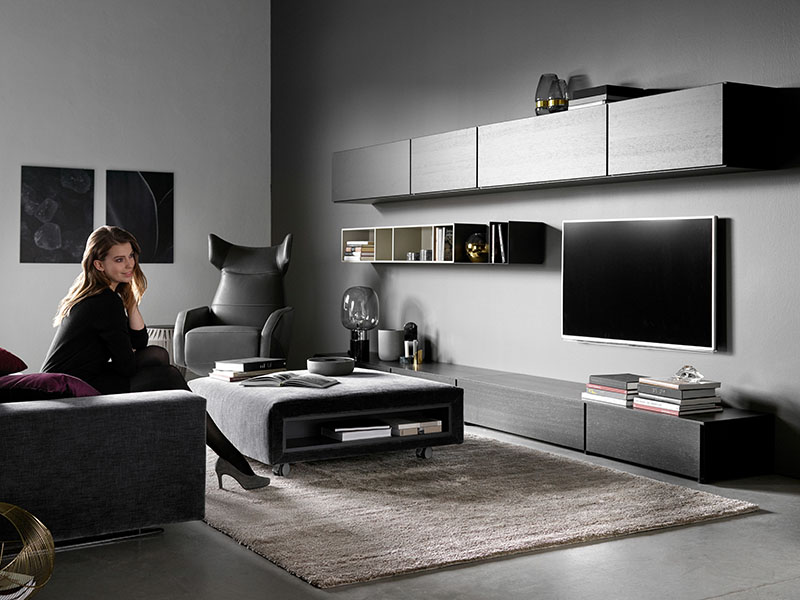Designer TV and wall units in Sydney