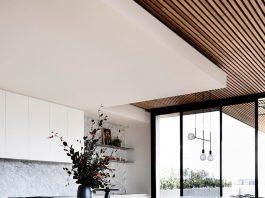 Kitchen feature light