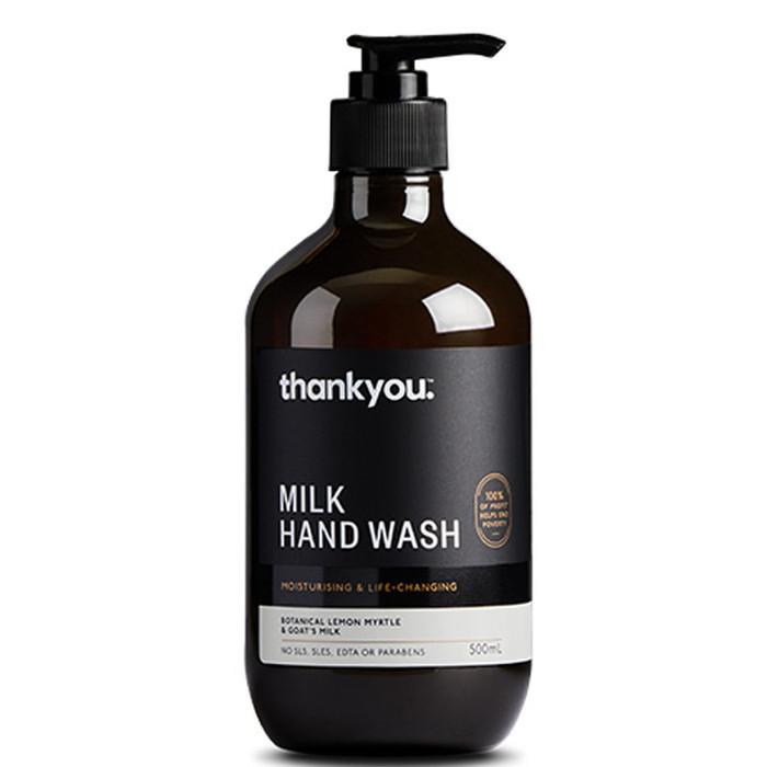 Thankyou lemon myrtle hand soap