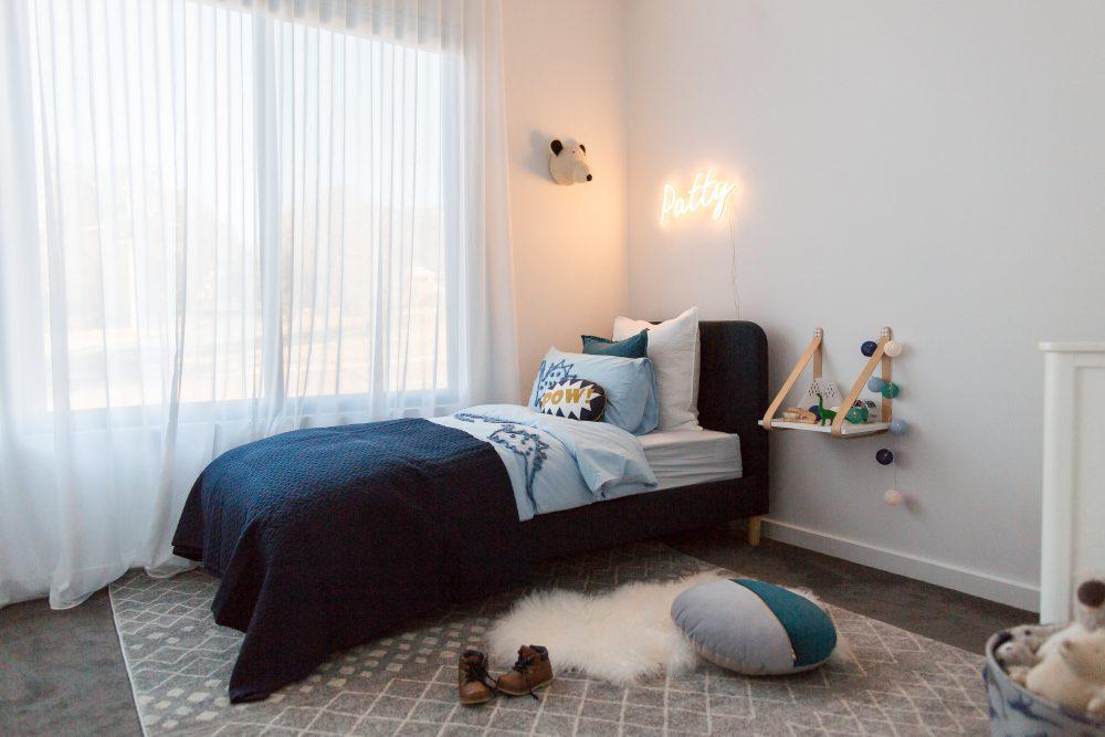 Big boy bedroom