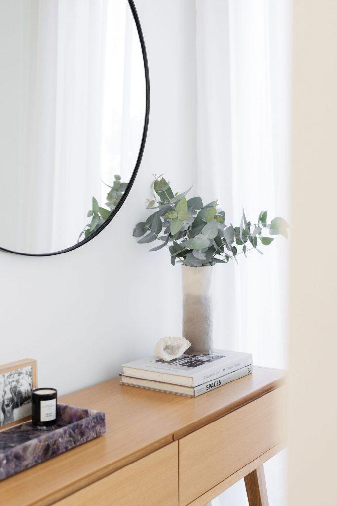 Make your own felt vase