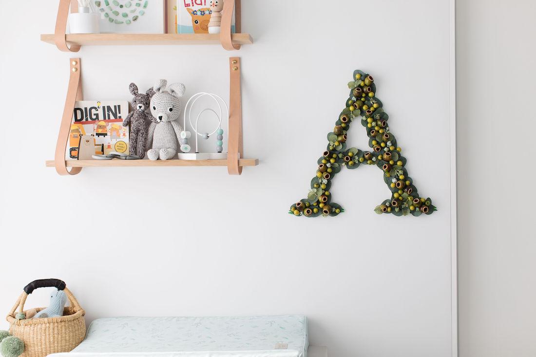 Nursery wall art