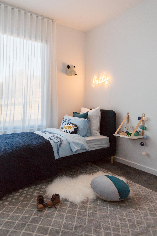 Patrick bedroom