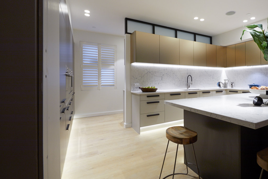 Unusual kitchen cabinetry options
