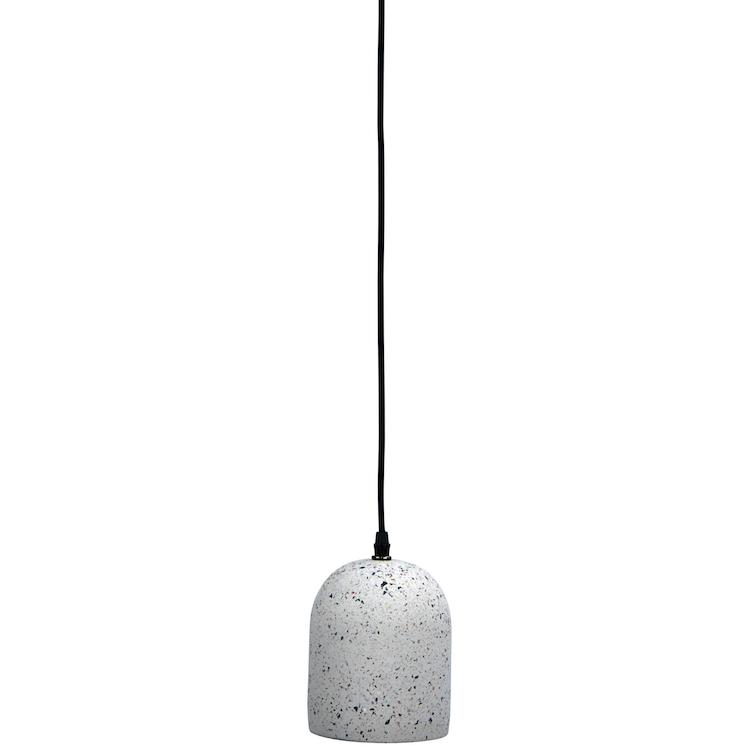 Terrazzo pendant light