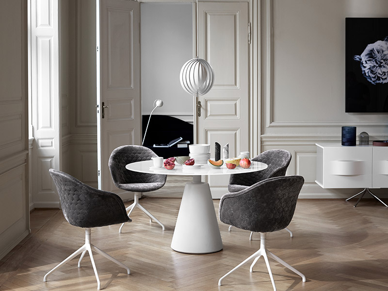 Madrid table Scandinavian furniture collection