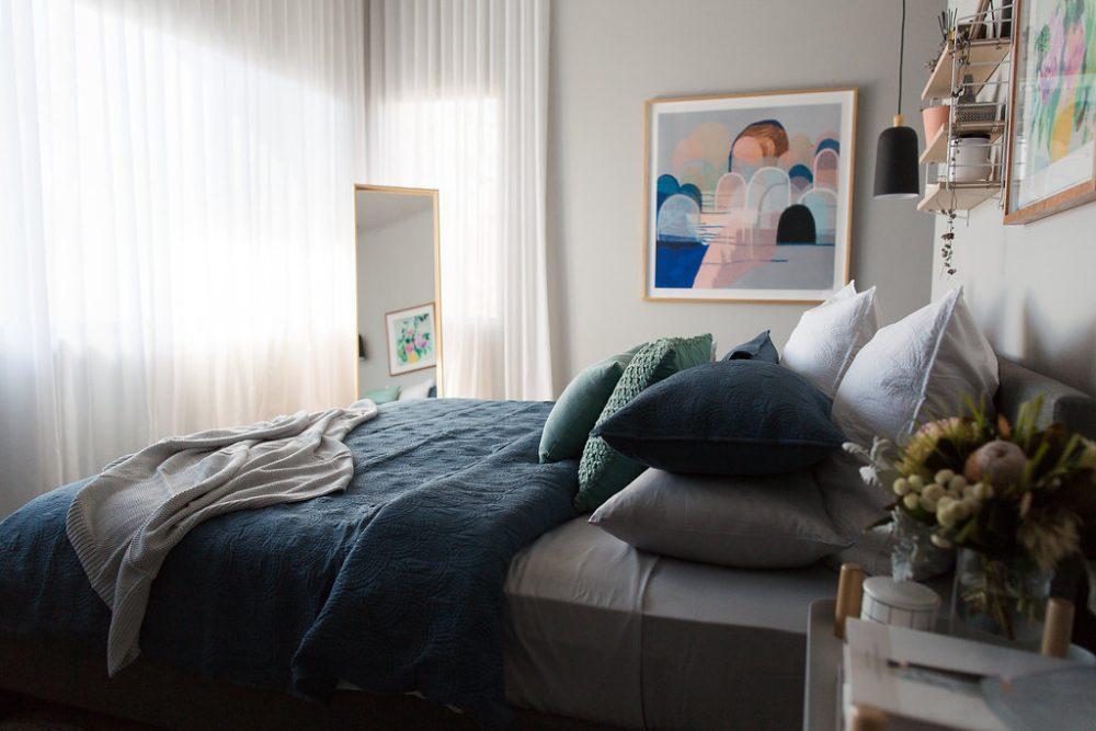 Bedroom landscape