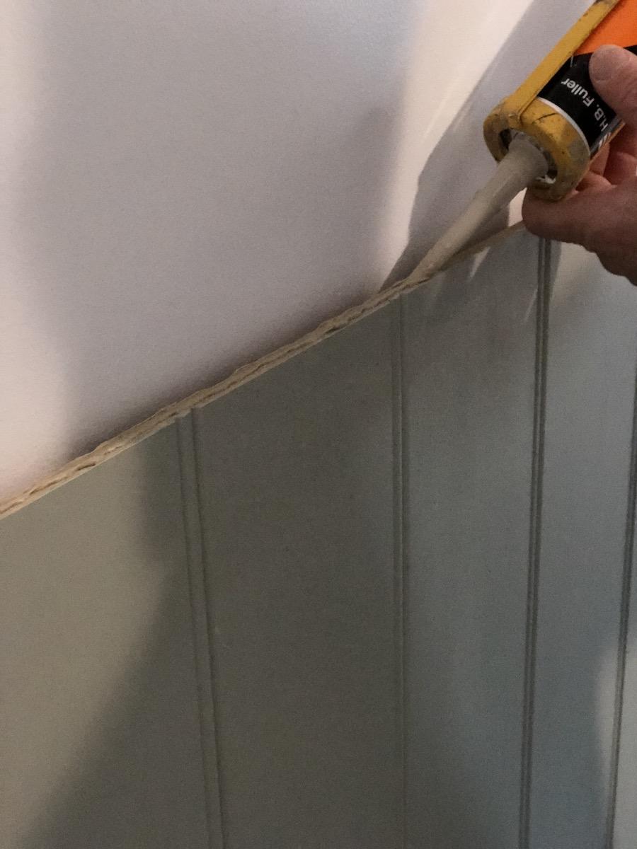 Glue top timber