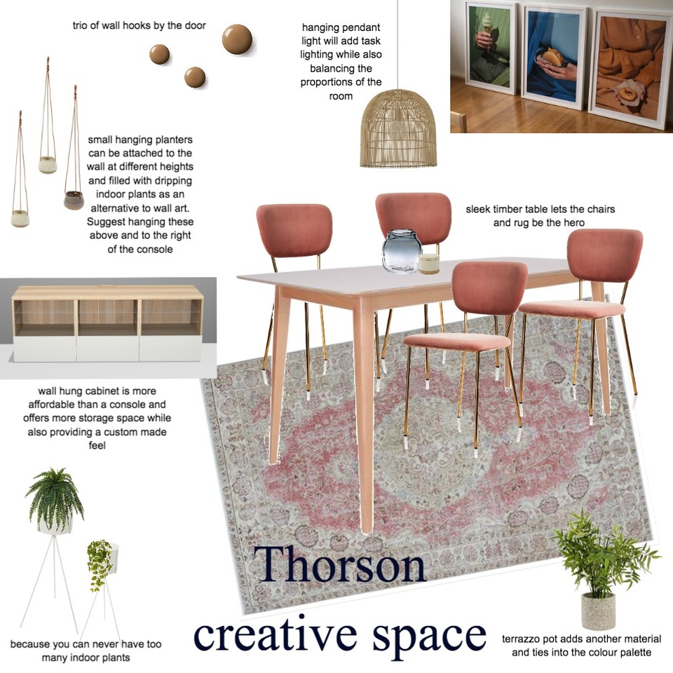 Thorson mood board