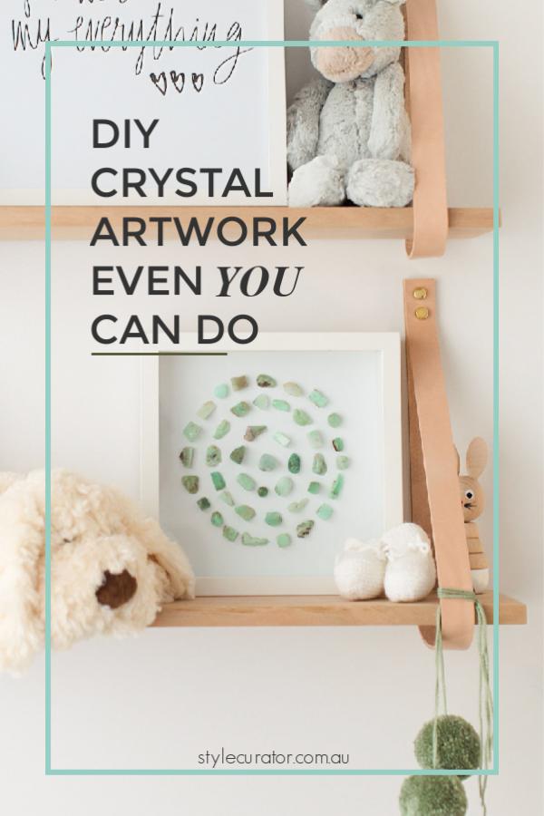 Crystal Pinterest image