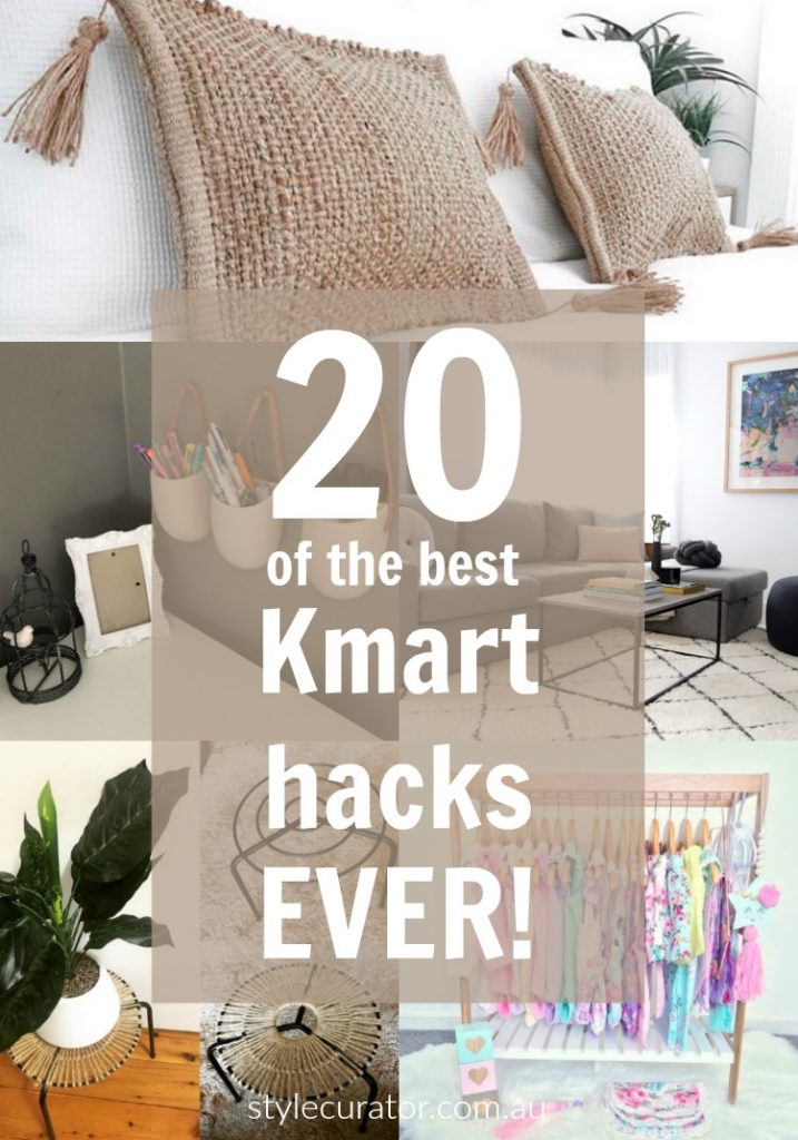 Coolest Kmart hacks