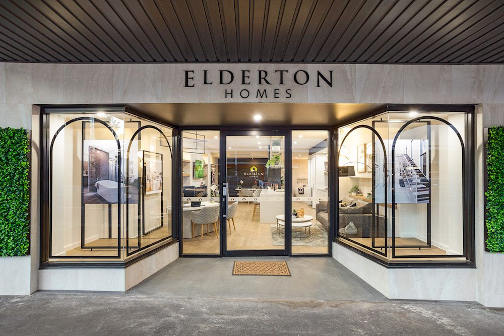 Elderton knock down rebuild centre