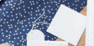 Kikki.k gift wrap