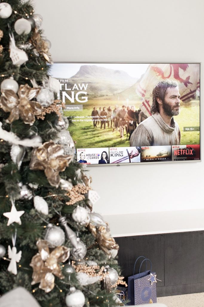 LG 65 inch UHD smart TV
