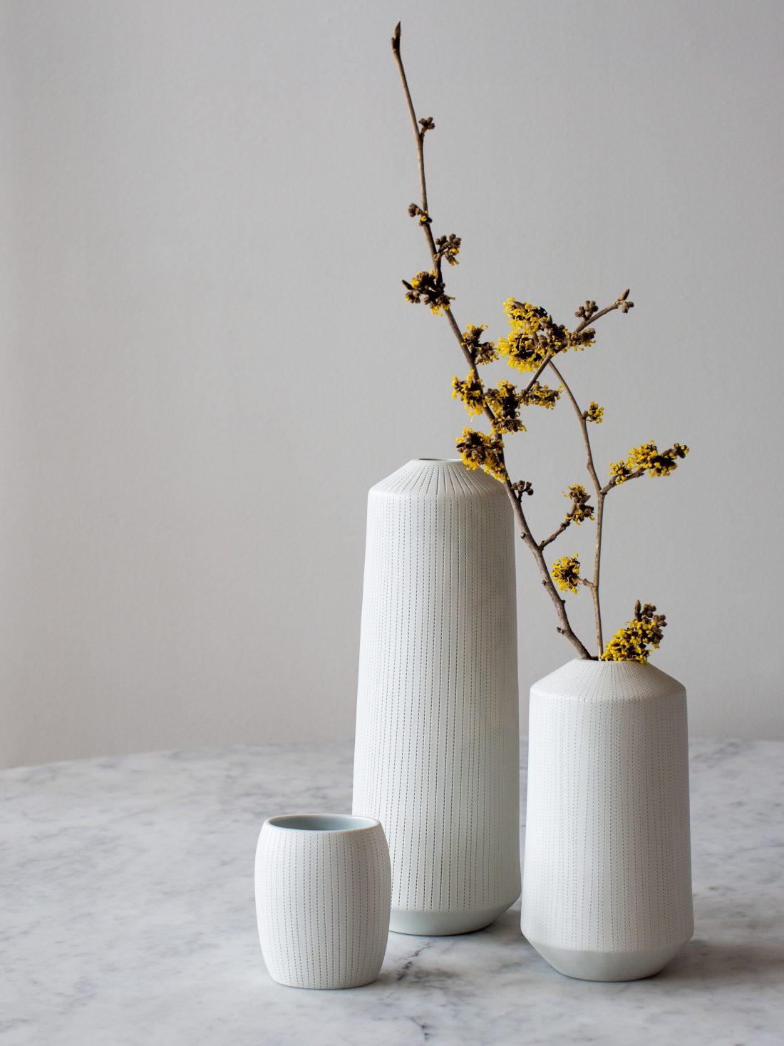 Roshi vases